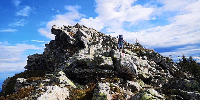 Nature, Hike, Travel, Adventure, Outdoors, Summit, Alps