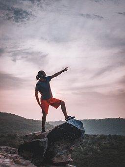 Man, Hike, Adventure, Travel, Nature, Outdoors, Boy