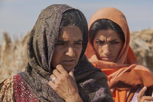 Women, Beauty, Portrait, Balochistan, Baloch People