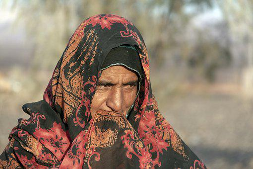 Woman, Islam, Iran, Persian Woman, Portrait
