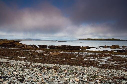 Renvyle, Beach, Coast, Wild Atlantic Way, Connemara
