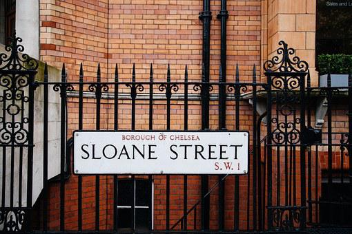 Chelsea, London, Uk, Europe, England, Architecture