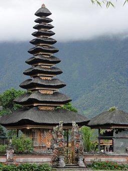 Pura Ulun Sally Solomon, Water Temple, Temple, Bali
