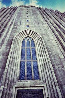 Majestic, Church, Reykjavik Church, Hallgrimskirka