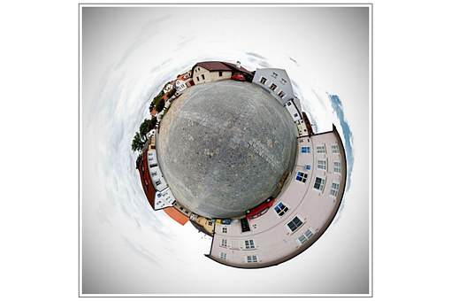 World, Globe, Antique, Country, Planet, Small Planet