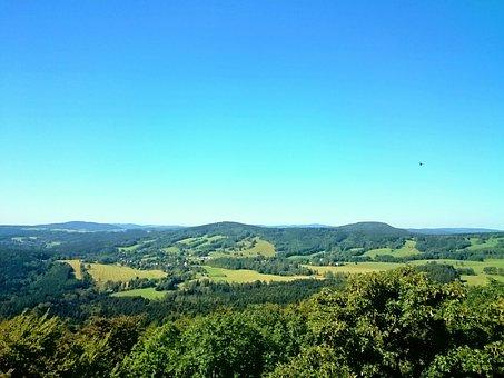 Czech Switzerland, Czech-saxon Switzerland, Travel