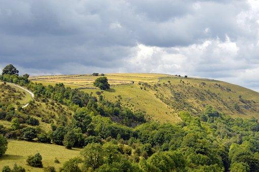 Trail, Head, England, English, Footpath, Country