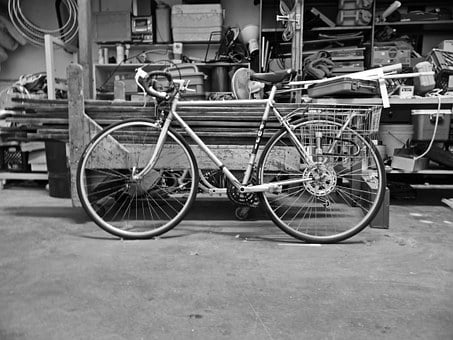 Bike, Bicycle, Black And White, Cycling, Hipster