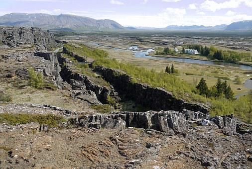 Pingvellir, Iceland, Viking, Historically