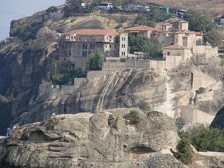 Greece, Trikala, Meteora