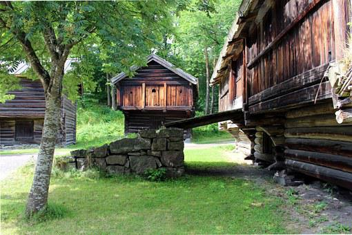 Oslo, Folk Museum, Norway, Museum Of Cultural History