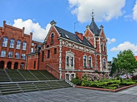 Lloyd's Palace, Bydgoszcz, Poland, Building