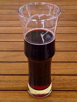 Drink, Glass, Juice, Spritzer, Cranberry Juice Spritzer
