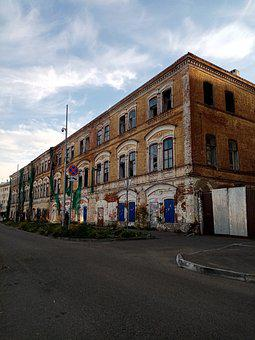 House, Building, Road, Street, Architecture, Zabroski