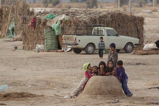 Children, Kids, Poverty, People, Baloch People
