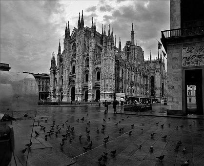Milan, Milan Cathedral, Architecture, Italy