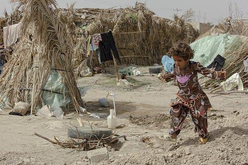 Baloch People, Baloch Child, Iran, Child, Kid, Girl