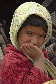 Child, Girl, Portrait, Baby, Baloch People, Lifestyle