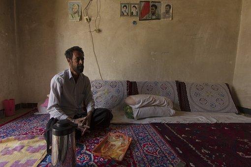 Muslim, Shia, Man, Shiite, Sitting, Life, Persian