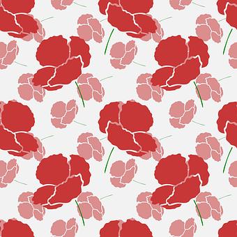 Floral, Art, Pattern, Design, Flower, Seamless