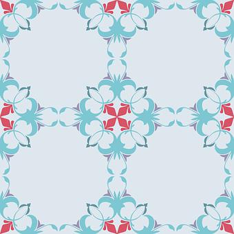 Floral, Pattern, Design, Art, Flower, Seamless
