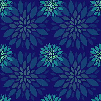 Art, Floral, Pattern, Flower, Seamless, Decorative