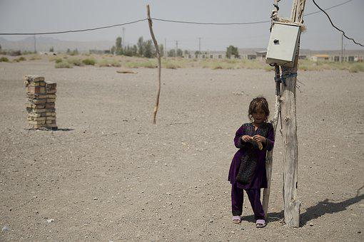 Girl, Kid, Baloch, Child, Outdoors, Life, Persian