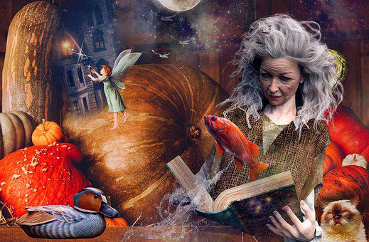 Fantasy, Fairy Tale, Fable, Background, Imagination
