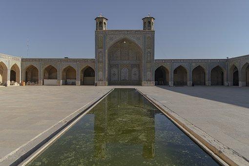 Vakil Mosque, Shiraz, Iran, Mosque