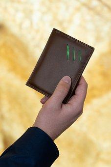 Wallet, Leather Wallet, Cardholder