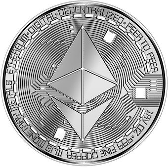 Ethereum, Blockchain, Bitcoin, Cryptocurrency, Silver