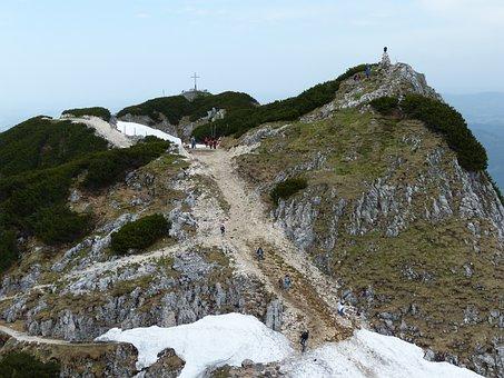 Geiereck, Mountain, Mountain Summit, Summit, Alpine