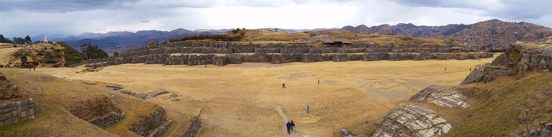 Cusco, Peru, Inca, Sacsayhuaman, Architecture, Building