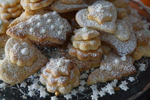 Cookies, Bake, Cookie, Christmas, Celebrate, Delicious