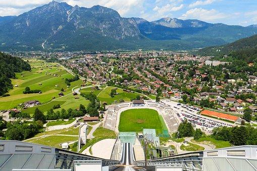 Garmisch, Partenkirchen, Bavaria