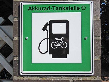 Pedelec, Akkurad, Bike, Electro Bike, Recharge