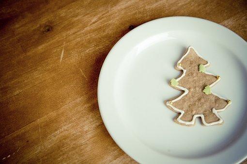 Cookie, Biscuit, Christmas, Sweet, Dessert