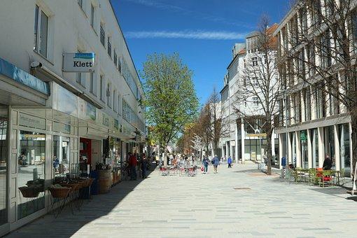 Böblingen, City, City View, Town, Baden Württemberg