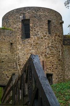 City Wall, Tower, Johannistor, Bad Münstereifel