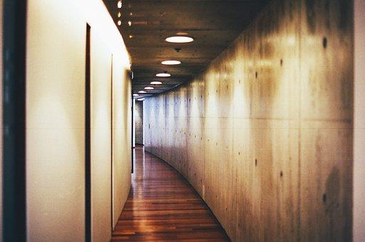 Hallway, Gangway, Floor, Corridor, Hall, Passage