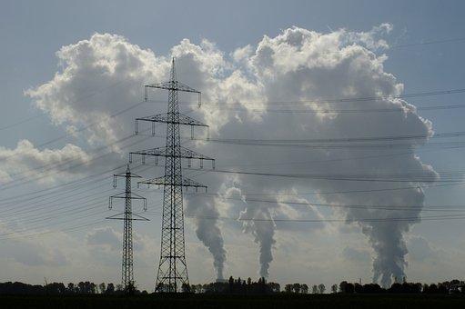 Landscape, Technology, Energy, Eneergiewirtschaft