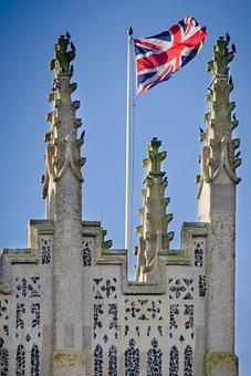 England, Flag, British, Uk, United Kingdom, Union Jack