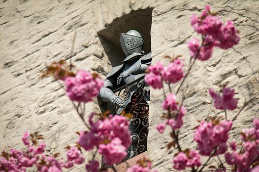 Knight, Armor, Ritterruestung, Middle Ages, Metal