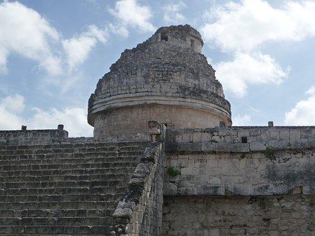 Observatory, Yucatan, Mexico, Chitz