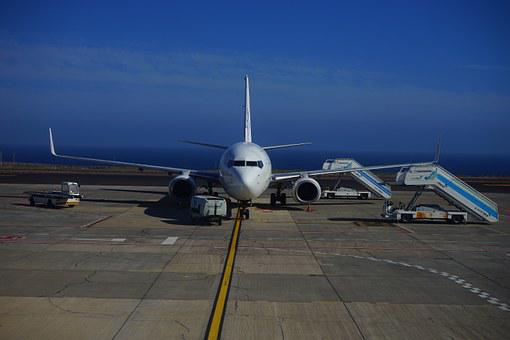 Aircraft, Airport, Passenger Aircraft, Travel Plane