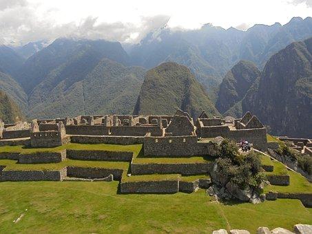 Peru, Inca, Machu Picchu, Tourism, Highlands, Landscape