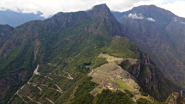 Peru, Machu Picchu, World Heritage, Inca, Andes