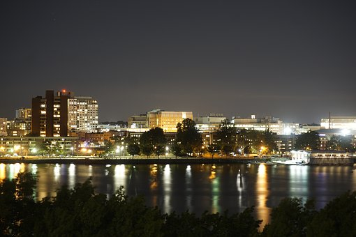 Boston, Charles, Charles River, Skyline