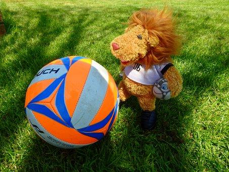 Ball, Sport, Football, Leisure, Rush, Children