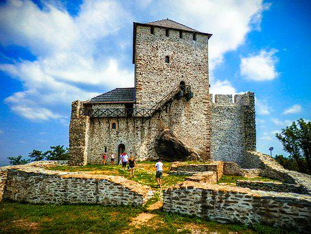 Fort, Old, Fortress, Historic, Stone, Europe, Building